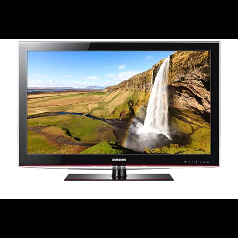 Televisor de Samsumg.