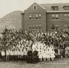Residential Schools become mandatory in Canada