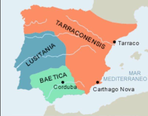 Divisió Hispània