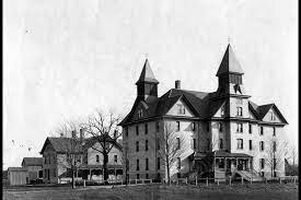 The most ever Residential Schools that were opened at one time