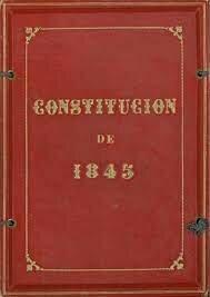Constitució de 1845