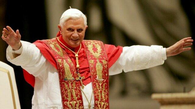 Renuncia del Papa Benedito XVI