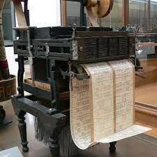 Maquina de Telar Laquard