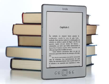 Libros digitales.