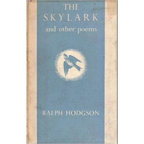 Ralph Hodgson.