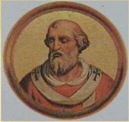Termina el papado de Esteban II o III