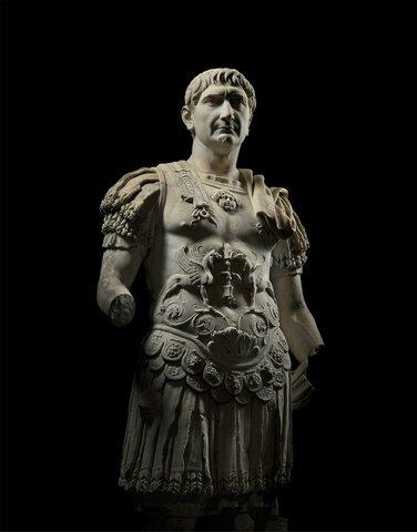 Emperador d'hispania Trajano