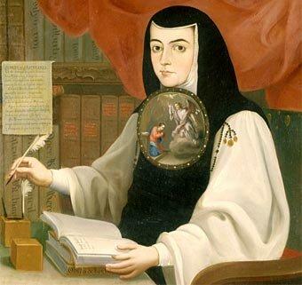 SOR JUANA INES DE LA CRUZ 1651-1695