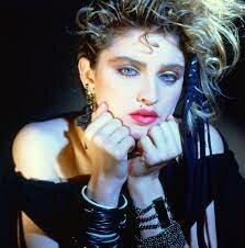 Historia del maquillaje - años 80