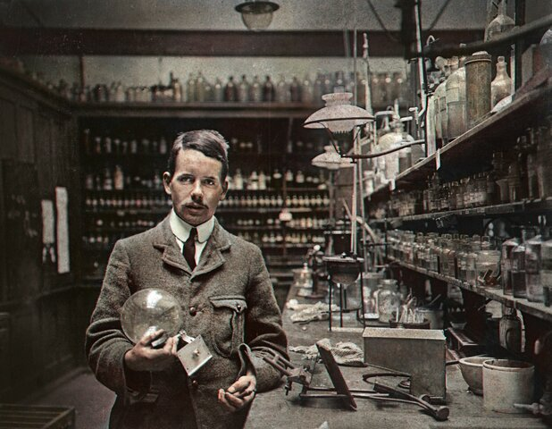 The Introduction of Atomic Number by Henry Moseley (1887 - 1915)