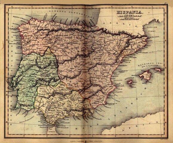 Hispania es converteix oficialment en provincia romana