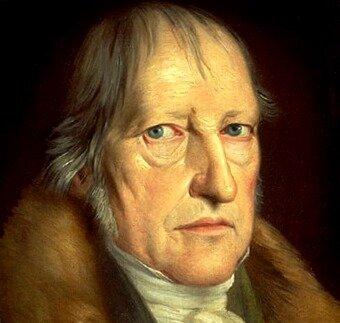GEORG WILHELM FRIEDRICH HEGEL 1770-1831