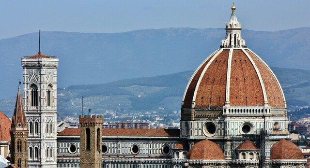 Brunelleschi Cúpula catedral Florencia