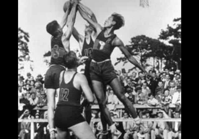 Introducción del baloncesto en México