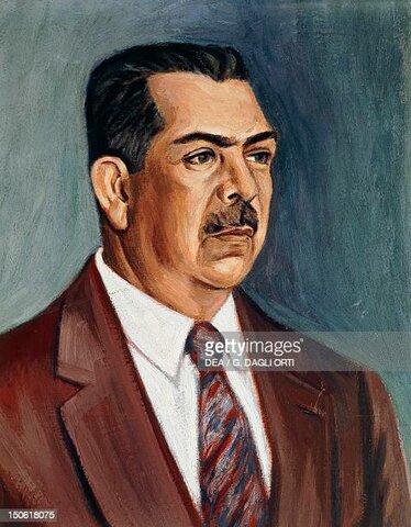 1934, Lázaro Cárdenas