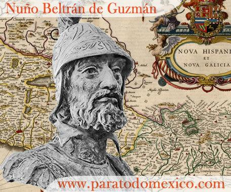 Inicio de las expediciones a cargo de Nuño Beltrán