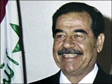 Référendum présidentiel irakien
