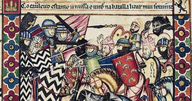 Derrota dels Visigots
