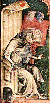 Guillaume de Machaut Born