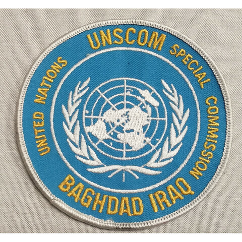 Evacuation du personnel de l'UNSCOM