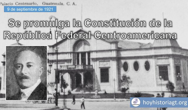Constitución Política de la Republica de Centroamérica, 1921
