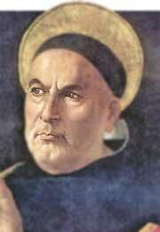 Nace Tomas de Aquino