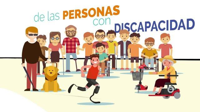 CONVENCIÓN DE DERECHOS DE LAS PERSONAS CON DISCAPACIDAD