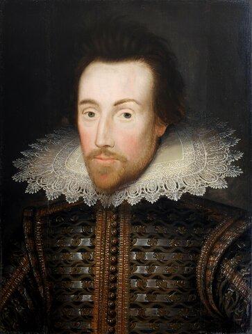 Shakespeare Born