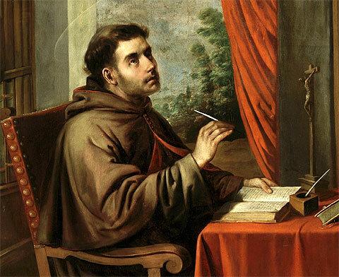 Nace San Buenaventura de Banoregio (místico y teólogo franciscano)