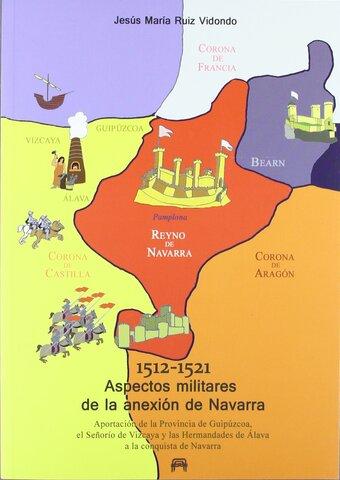 Ferran II annexiona al Regne de Castella Navarra