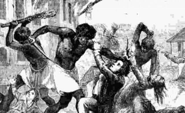 Los esclavos y la Independencia