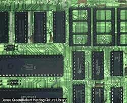 Cuarta generación: Microchips