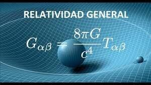 La relatividad general (1915)