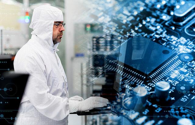 Quinta generación: Nanoelectrónica.