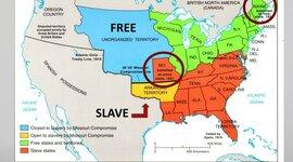 Slavery and Westward Expansion timeline