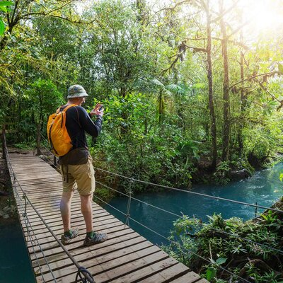 Evolución el Turismo de Naturaleza  timeline