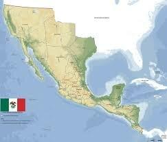 Mexico 1822