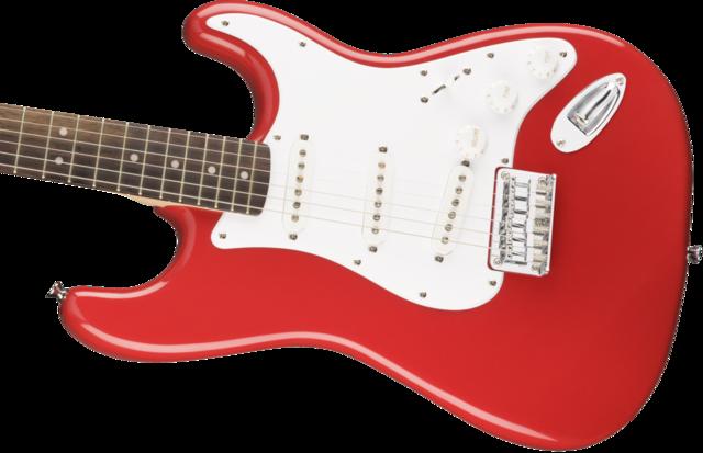 Aparece la guitarra electrica