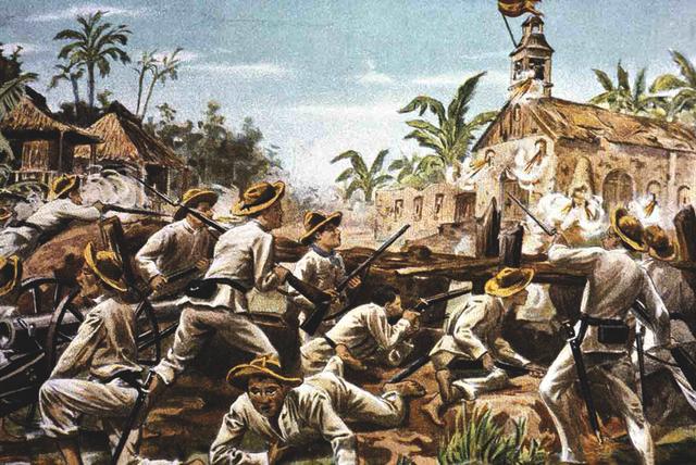 Conquesta Illes Filipines