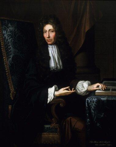 """The Skeptical Chymist"" by Robert Boyle (1627-1691)"