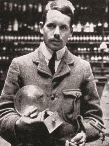 Henry Moseley (1871-1915)