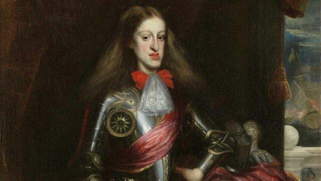 """Mor Carles II """"El Hechizado"""""""