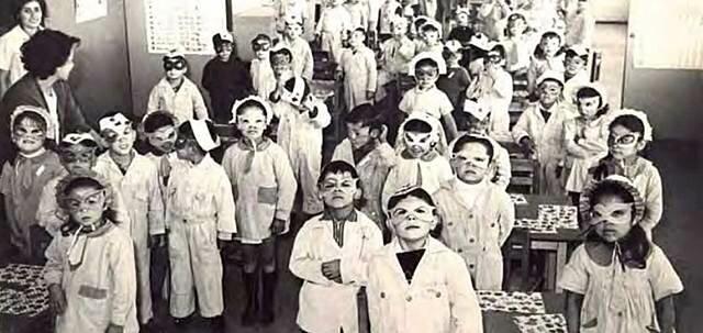 1933 Escuelas parvularias, kindergarten o jardines