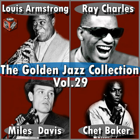 Louis Amstrong, Ray Charles, Miles Davis
