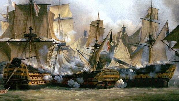 Enfrontament al Cap de Trafalgar