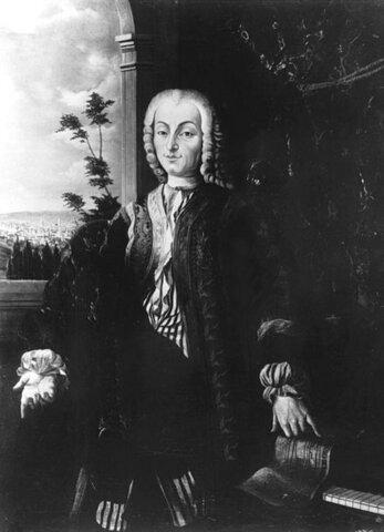 Bartolomeo Cristofori. (1655-1731).