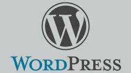Historia de WordPress. timeline