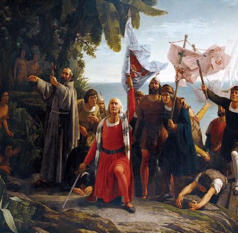 ¿Cuál era el contexto en el que se encontraba Europa a la llegada al nuevo mundo?