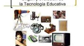 Historia de la tecnología en Educación  timeline