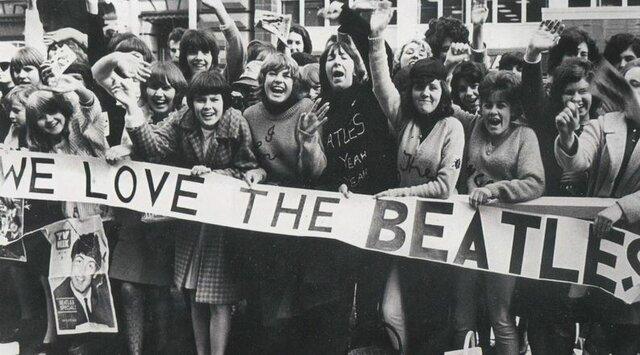 Comienza la Beatlemania